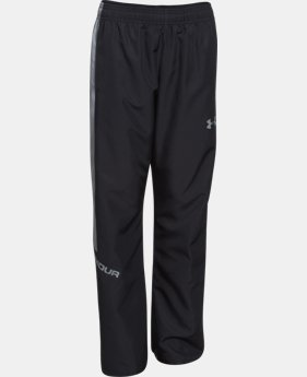 Boys' UA Enforcer Warm-Up Pants LIMITED TIME: FREE SHIPPING 1 Color $34.99