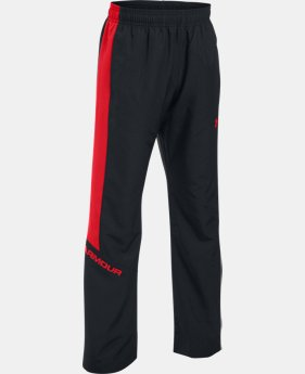 New Arrival Boys' UA Main Enforcer Warm-Up Pants  2 Colors $29.99