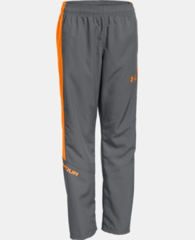 Boys' UA Enforcer Warm-Up Pants  1 Color $26.99