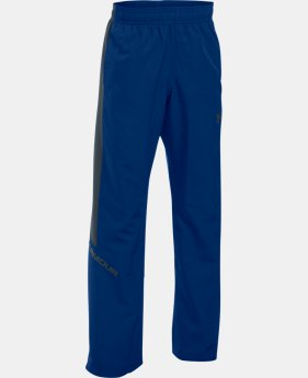 Best Seller Boys' UA Enforcer Warm-Up Pants  1 Color $29.99