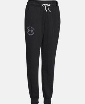 Boys' UA Rival Fleece Jogger Pants   $39.99