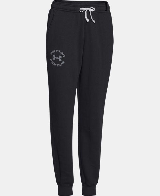 Boys' UA Rival Fleece Jogger Pants  1 Color $39.99