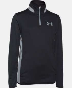 Boys' UA Axis Tilt ¼ Zip  1 Color $37.99