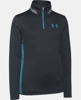 Boys' UA Axis Tilt ¼ Zip  1 Color $41.99
