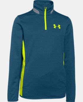 Boys' UA Axis Tilt ¼ Zip   $37.99