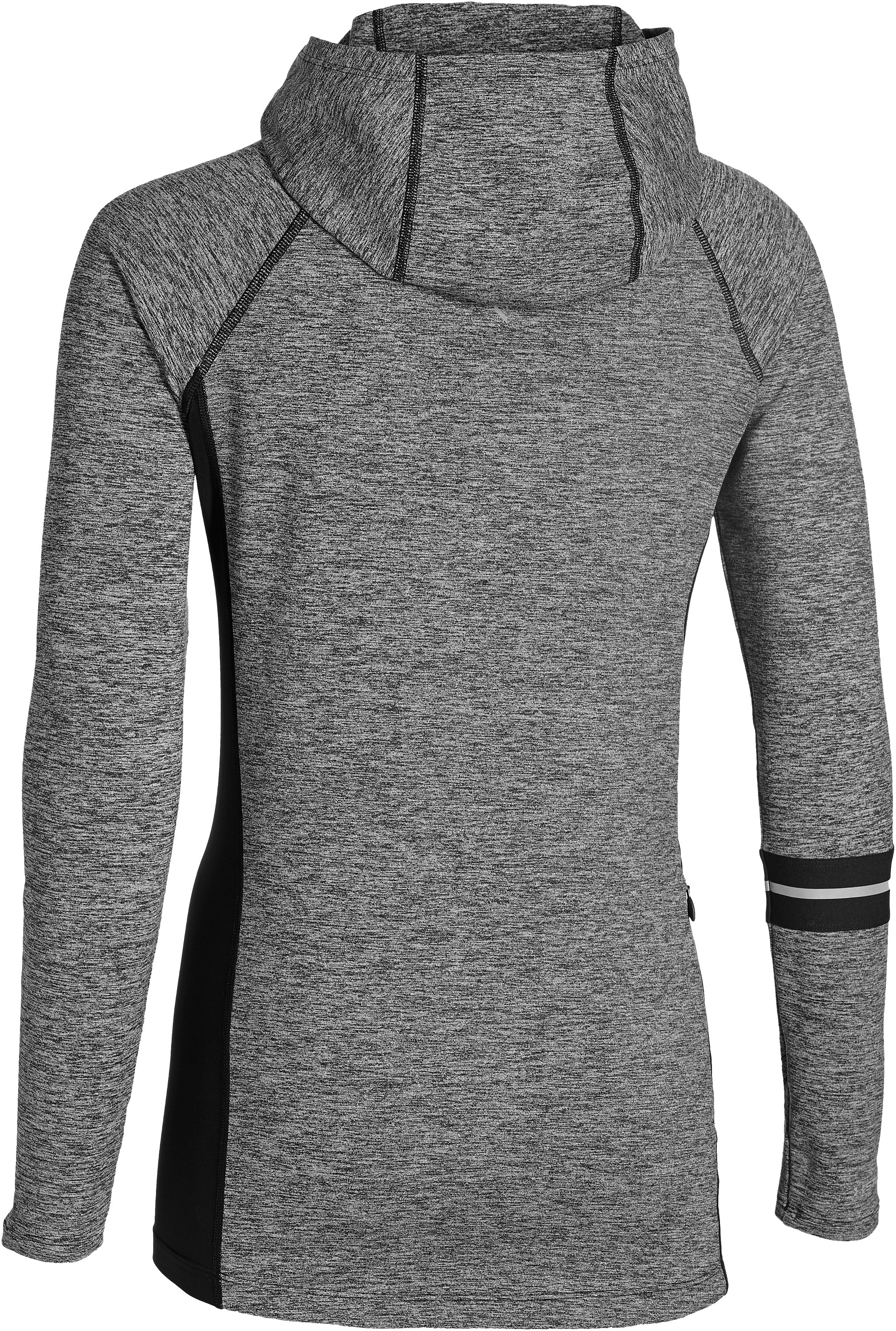 Women's UA Storm Layered Up Hoodie, Black , undefined