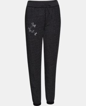 Girls' UA Kaleidalogo Pant  1 Color $29.99