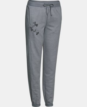 Girls' UA Kaleidalogo Pant  1 Color $32.99