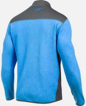 Men's UA ColdGear Infrared® Fleece ¼ Zip  3 Colors $39.99
