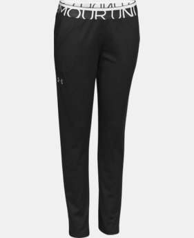 Girls' UA Eliminate Track Pant   $20.99