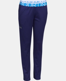 Girls' UA Eliminate Track Pant  2 Colors $20.99