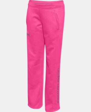 Girls' UA Armour® Fleece Pants   $28.49 to $37.99