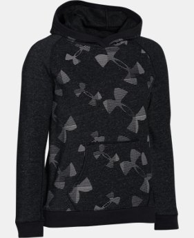 Girls' UA Kaleidalogo Hoodie  7 Colors $22.49 to $28.49
