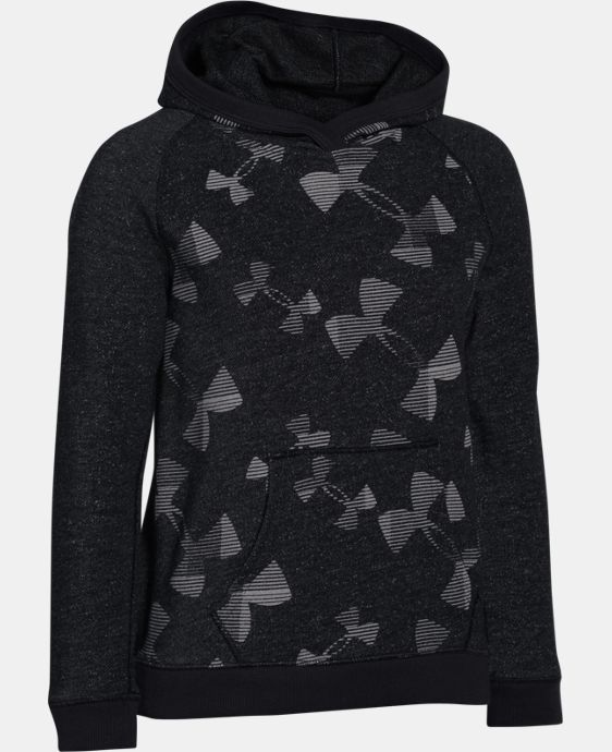 Girls' UA Kaleidalogo Hoodie LIMITED TIME: FREE U.S. SHIPPING 2 Colors $22.49