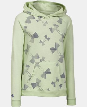 Girls' UA Kaleidalogo Hoodie LIMITED TIME: FREE U.S. SHIPPING 1 Color $22.49