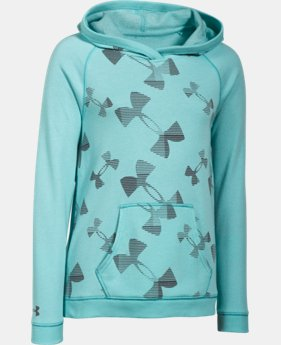 Girls' UA Kaleidalogo Hoodie LIMITED TIME: FREE U.S. SHIPPING 1 Color $22.49 to $37.99