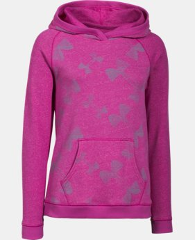 Girls' UA Kaleidalogo Hoodie  1 Color $22.49 to $28.49