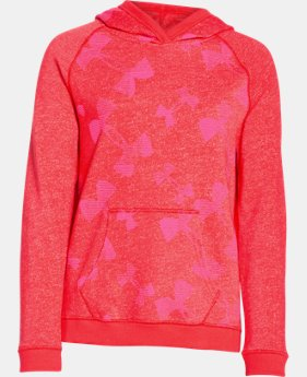 Girls' UA Kaleidalogo Hoodie  2 Colors $32.99 to $41.99