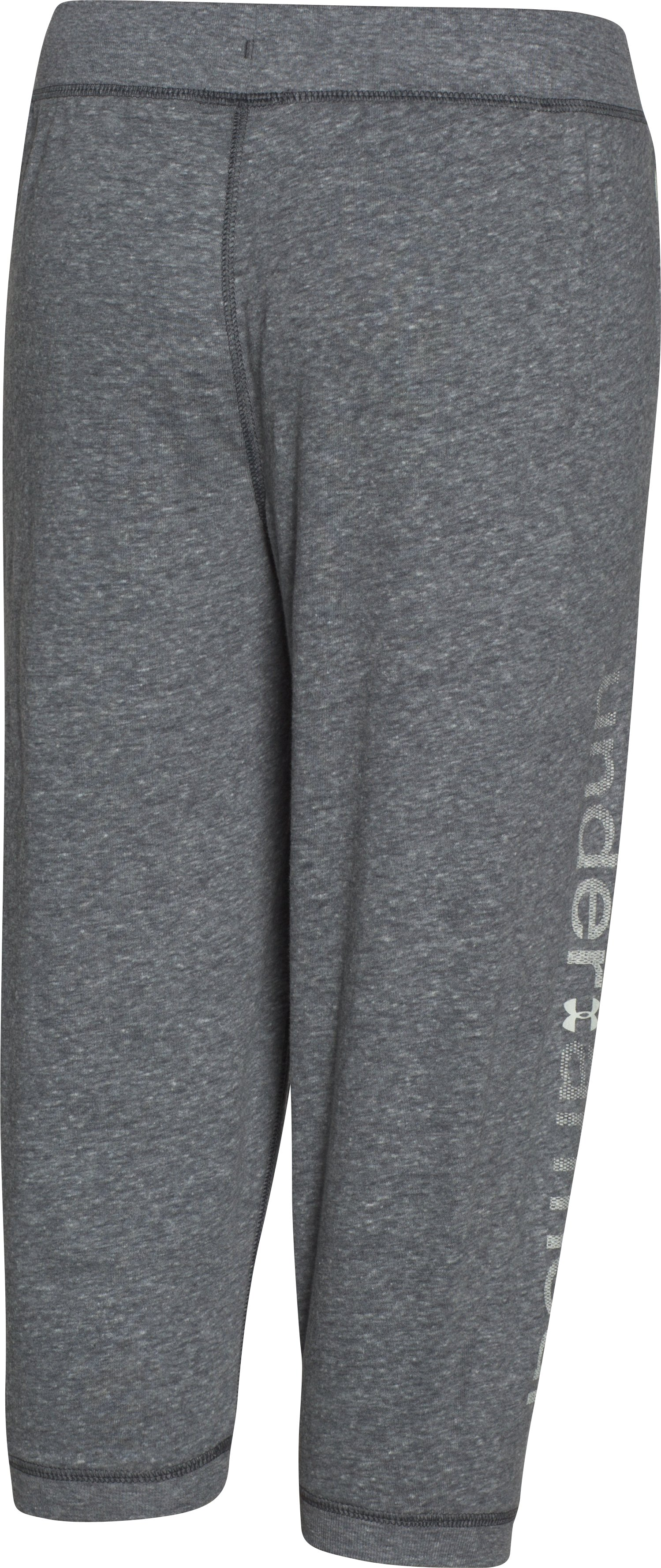 Girls' UA Half-Time Capri, Lead,