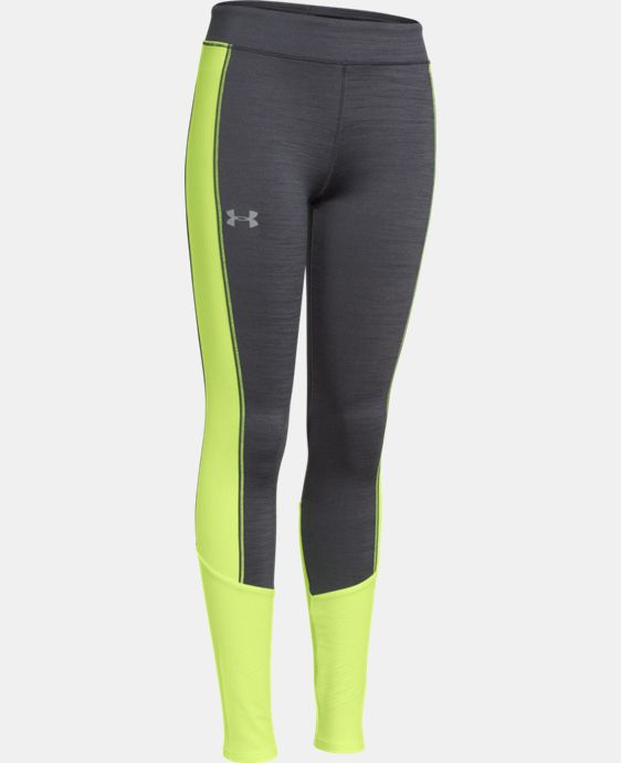 Girls' UA ColdGear® Infrared Legging LIMITED TIME OFFER + FREE U.S. SHIPPING  $28.49 to $37.99