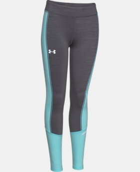 Best Seller Girls' UA ColdGear® Infrared Legging  1 Color $37.99