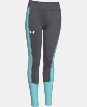 Girls' UA ColdGear® Infrared Legging  2 Colors $28.49
