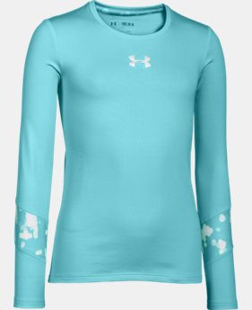 Girls' UA ColdGear® Long Sleeve  2 Colors $23.99 to $39.99