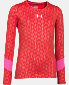 Girls' UA ColdGear® Long Sleeve LIMITED TIME: FREE U.S. SHIPPING 1 Color $22.49 to $29.99