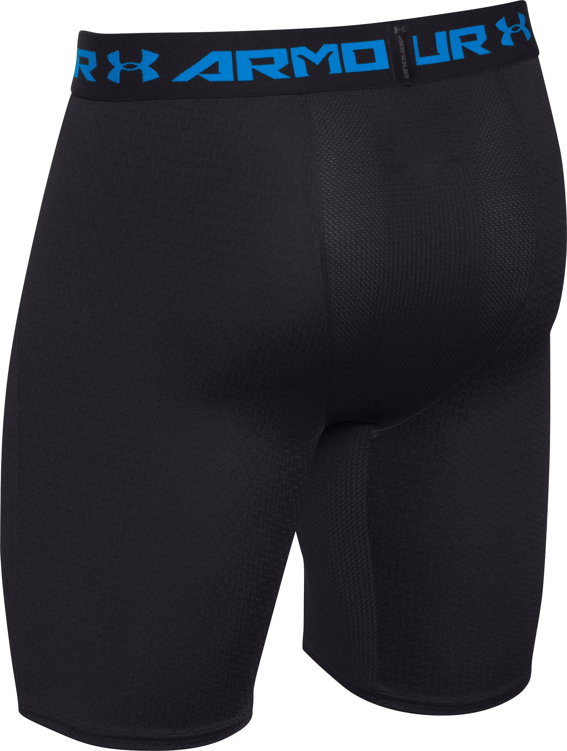 Men's UA ClutchFit™ Compression Shorts, Black , undefined