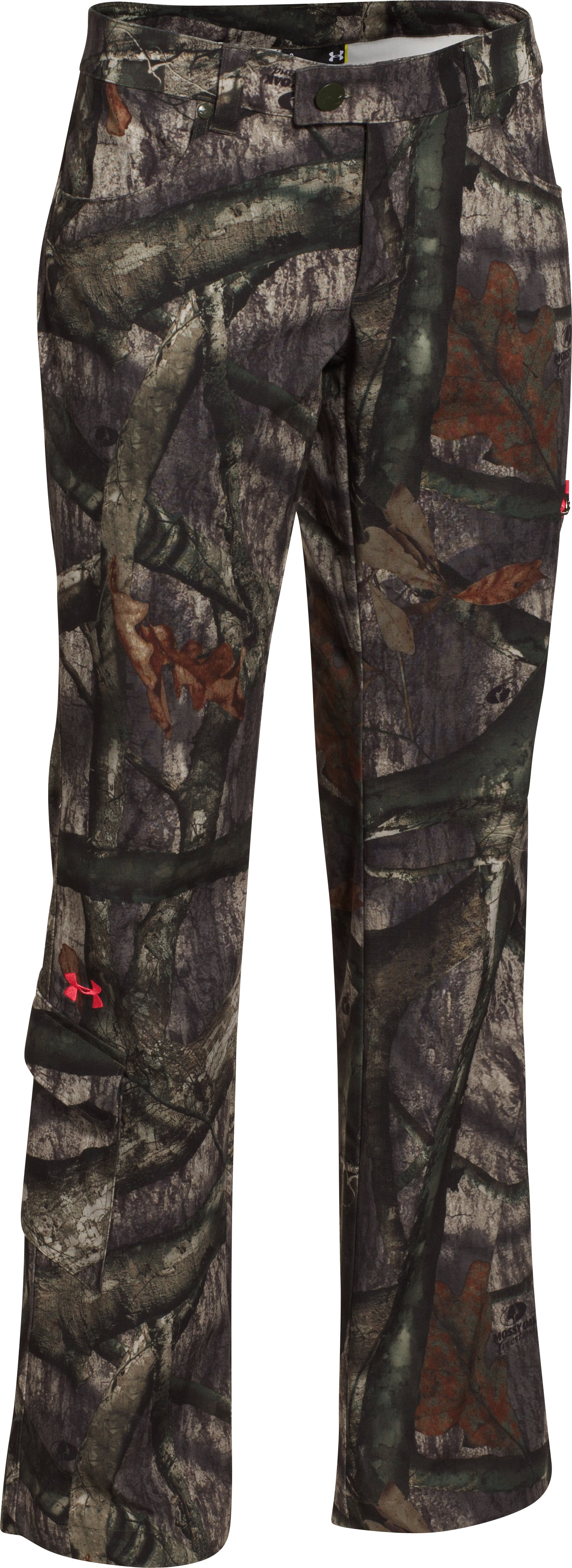 Women's Under Armour® Scent Control Field Pants, Mossy Oak Treestand,