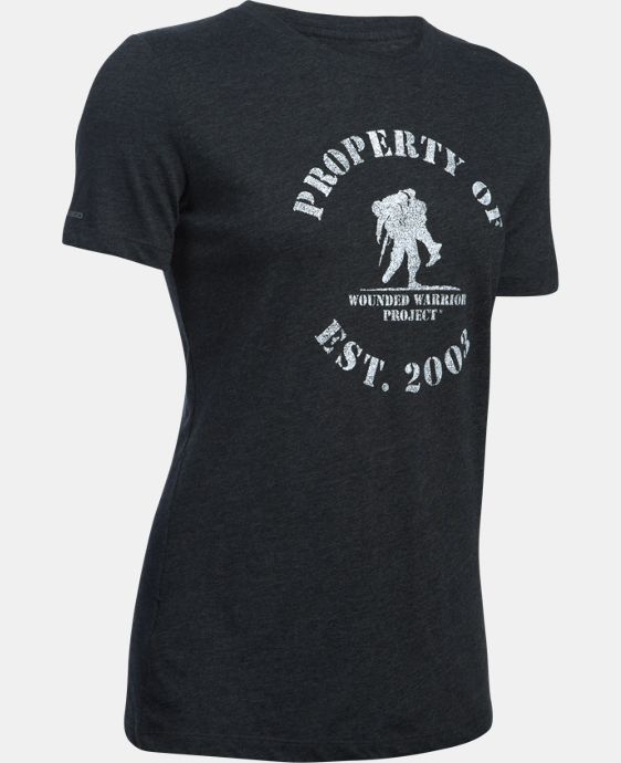 Women's UA WWP Property Of Short Sleeve   $29.99