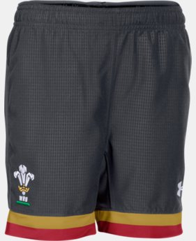 Boys' WRU Supporters 15/16 Shorts   $28