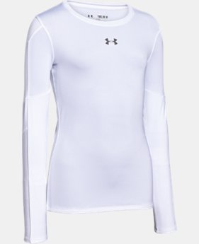 Girls' UA Block Party Long Sleeve Jersey LIMITED TIME: FREE SHIPPING 1 Color $44.99