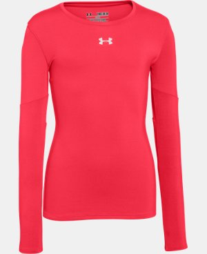 Girls' UA Block Party Long Sleeve Jersey LIMITED TIME: FREE U.S. SHIPPING 1 Color $44.99