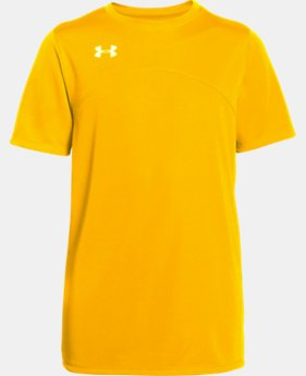 Boys' UA Golazo Soccer Jersey LIMITED TIME: FREE SHIPPING 1 Color $24.99