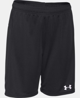 New Arrival  Boys' UA Golazo Soccer Shorts LIMITED TIME: FREE SHIPPING 1 Color $22.99
