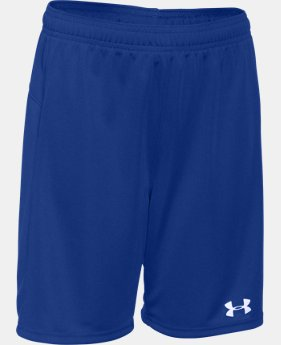 Boys' UA Golazo Soccer Shorts LIMITED TIME: FREE SHIPPING 1 Color $17.99