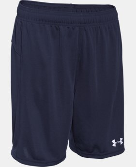 New Arrival Boys' UA Golazo Soccer Shorts   $17.99