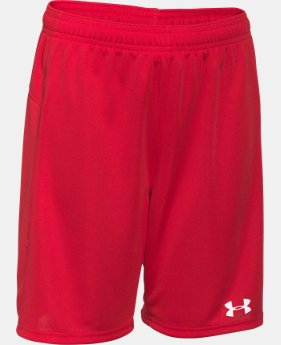 Boys' UA Golazo Soccer Shorts LIMITED TIME: FREE U.S. SHIPPING  $17.99