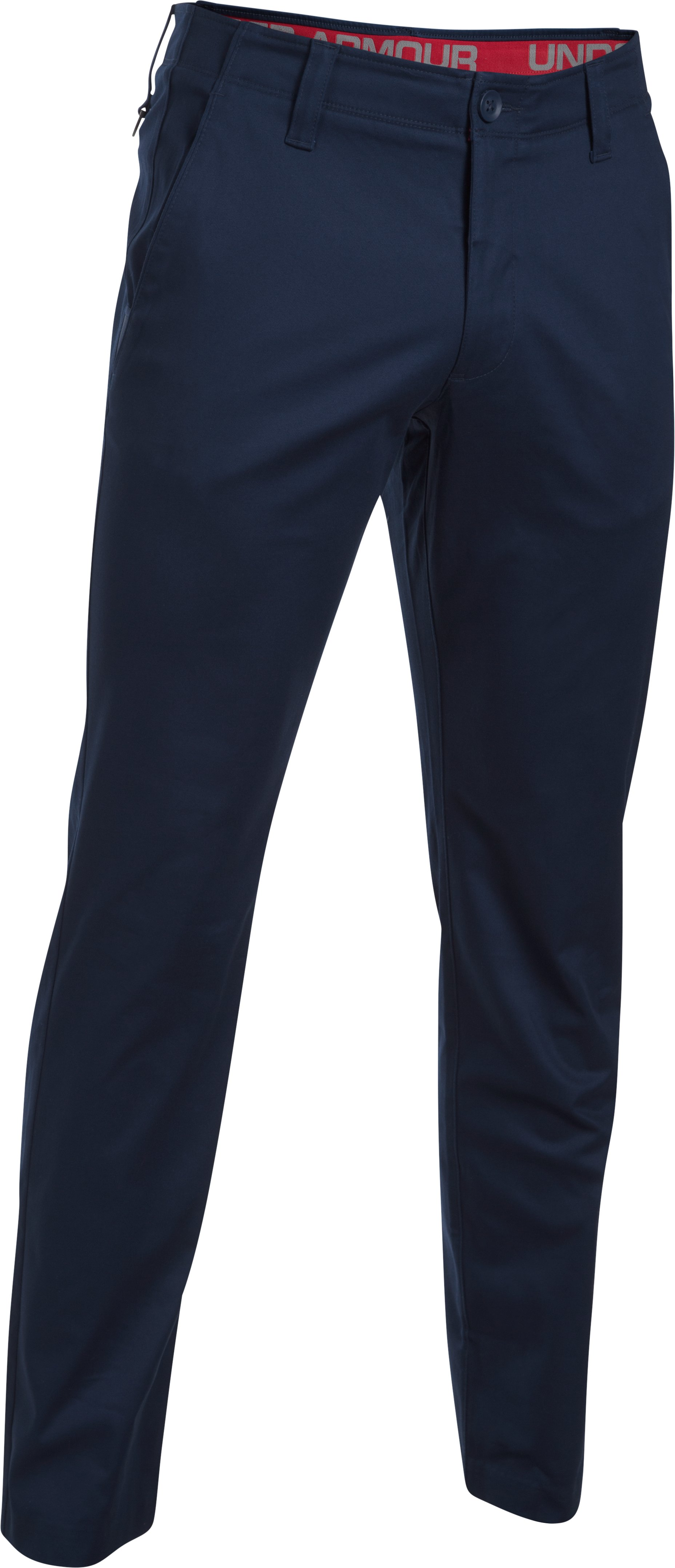 Men's UA Performance Chino — Tapered Leg, Midnight Navy