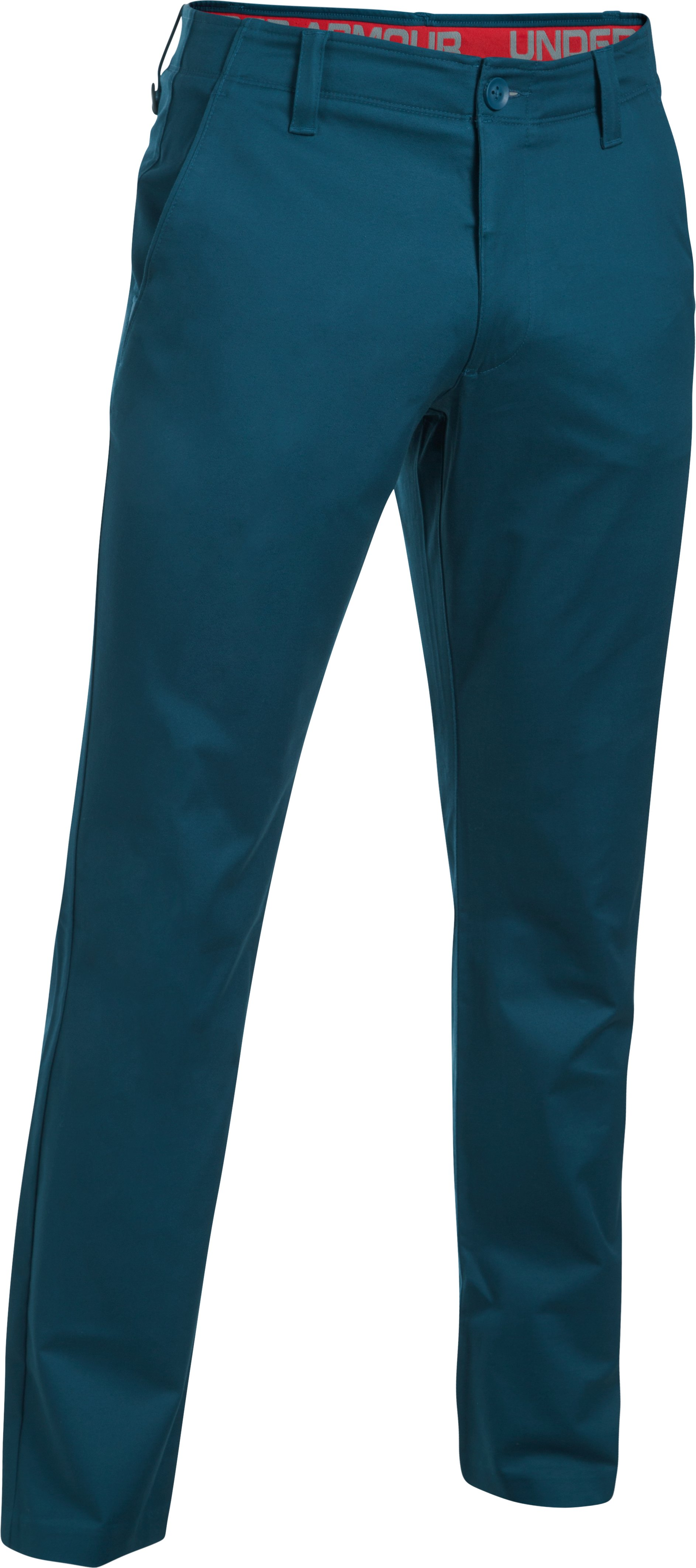 Men's UA Performance Chino — Tapered Leg, TRUE INK,