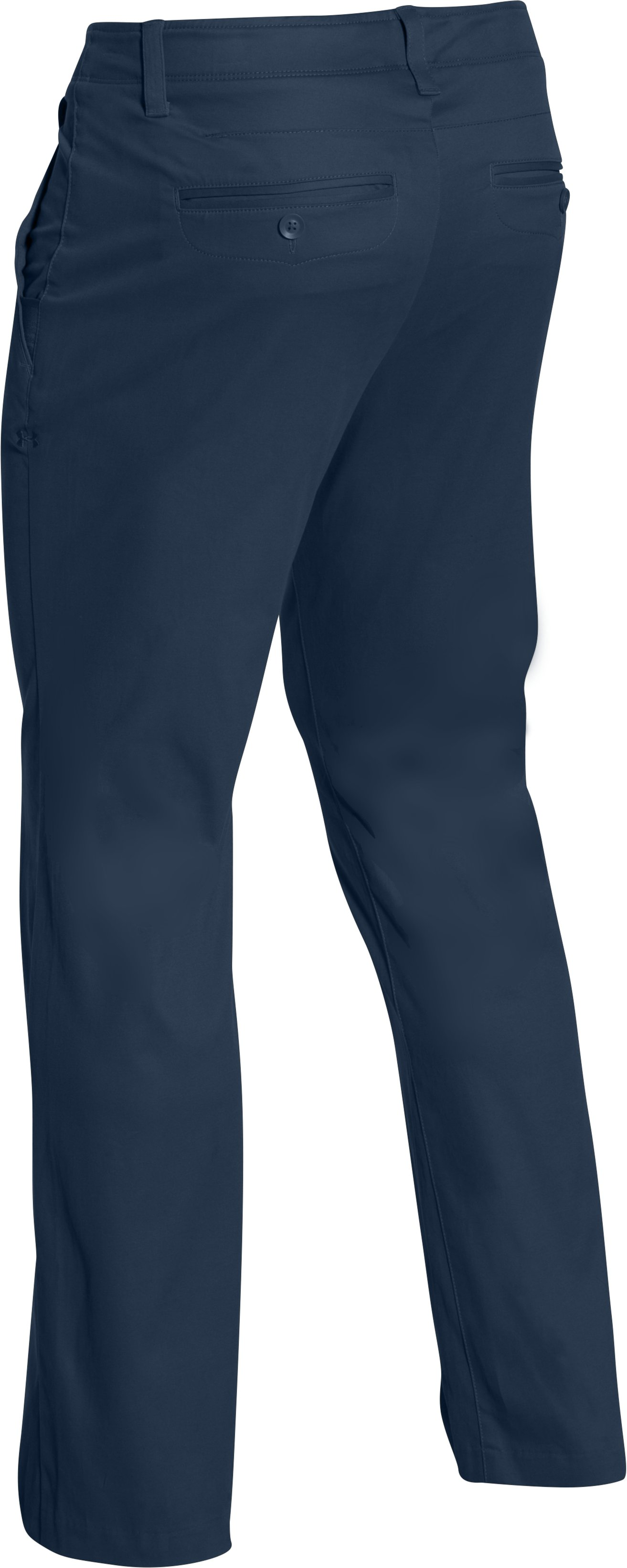 Men's UA Performance Chino — Straight Leg, Academy, undefined