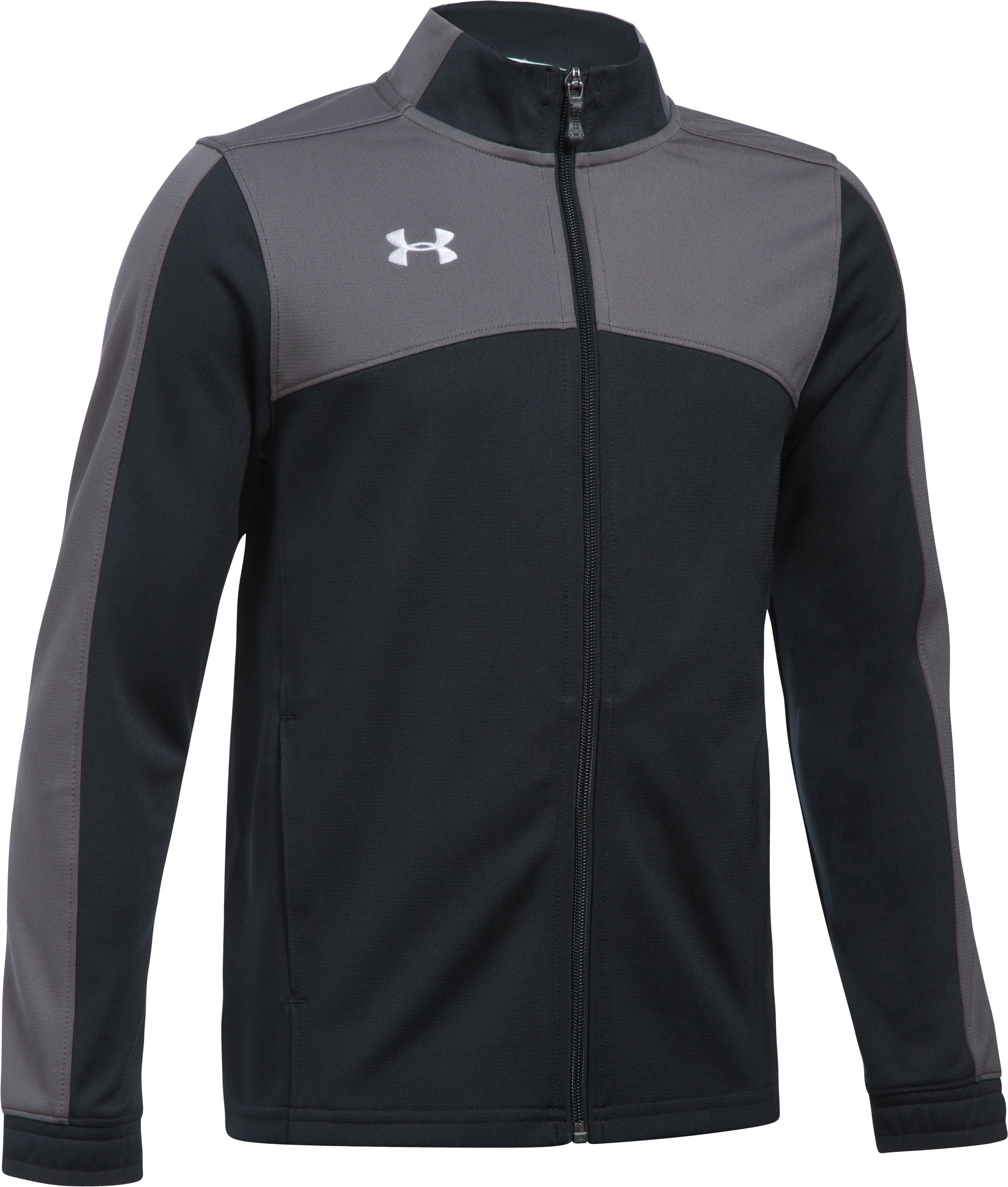 Boys' UA Futbolista Soccer Track Jacket 4 Colors $27.50 - $41.99