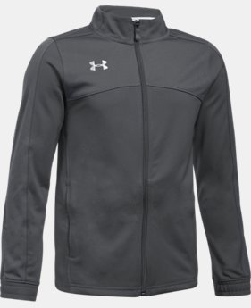 Boys' UA Futbolista Soccer Track Jacket  5  Colors Available $54.99
