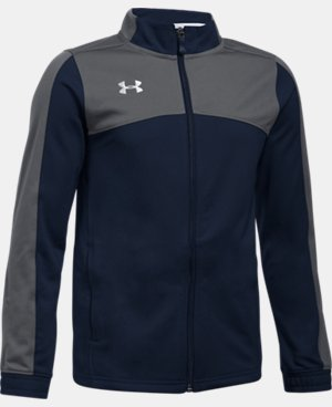 New Arrival  Boys' UA Futbolista Soccer Track Jacket  5 Colors $64.99