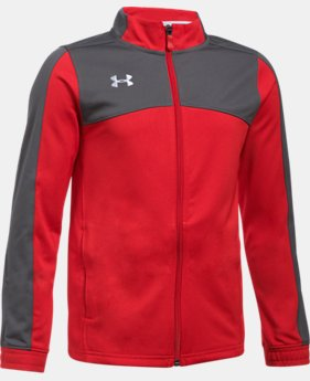 Boys' UA Futbolista Soccer Track Jacket  2 Colors $64.99