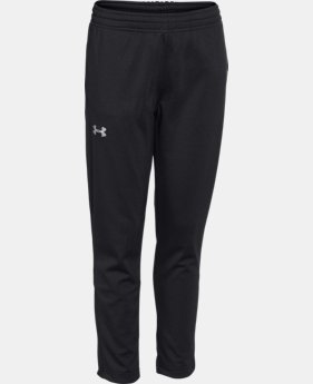 New Arrival Boys' UA Futbolista Soccer Track Pants  1  Color Available $44.99