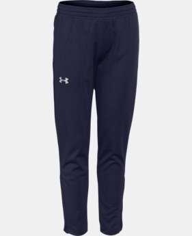 Boys' UA Futbolista Soccer Track Pants  1 Color $33.99