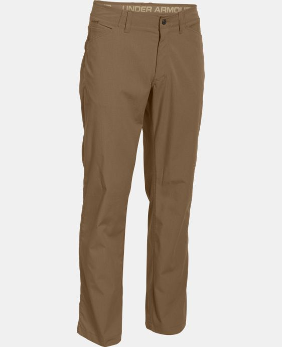 Men's UA Storm Covert Tactical Pants LIMITED TIME: FREE SHIPPING 1 Color $59.99