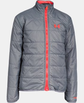 Boys' UA Storm ColdGear® Infrared Micro Jacket  2 Colors $74.99